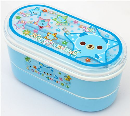 kawaii bento lunch boxes kawaii food stuff hawaii kawaii blog. Black Bedroom Furniture Sets. Home Design Ideas