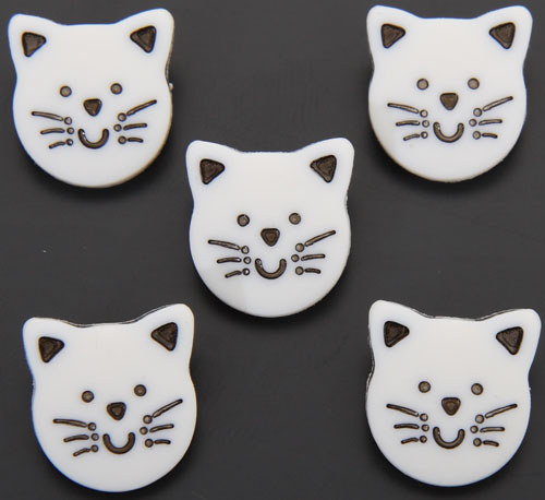 Cats Buttons