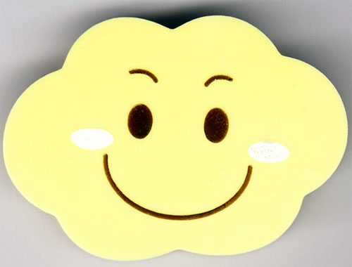 Kawaii Cloud Eraser