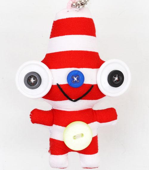 Cute kawaii Monster Doll