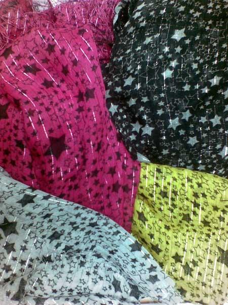 Stars Scarves