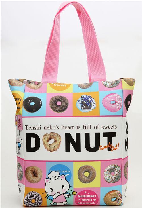 super cute Tenshi Neko bag