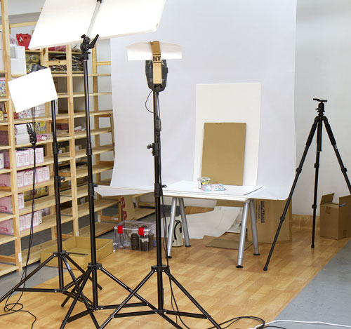 photography table